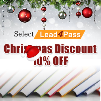 Christmas Lead4pass Discount