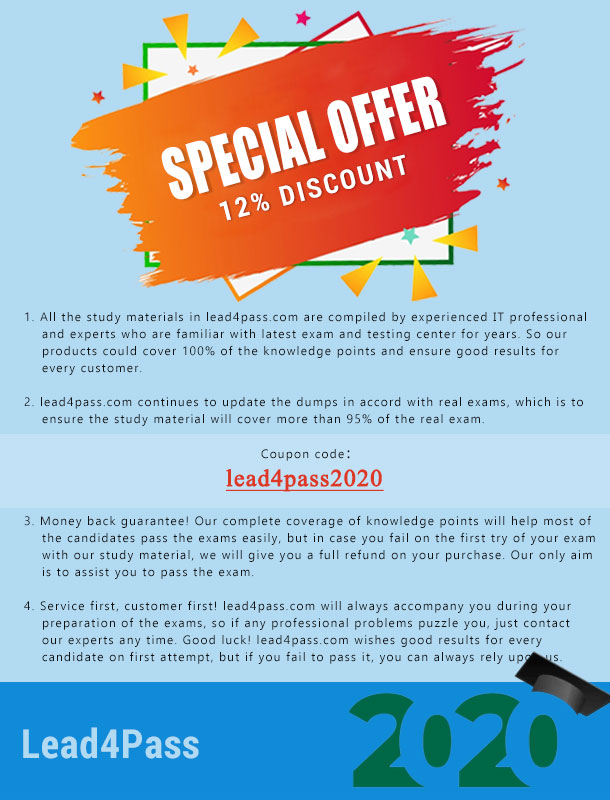 lead4pass 202-450 coupon