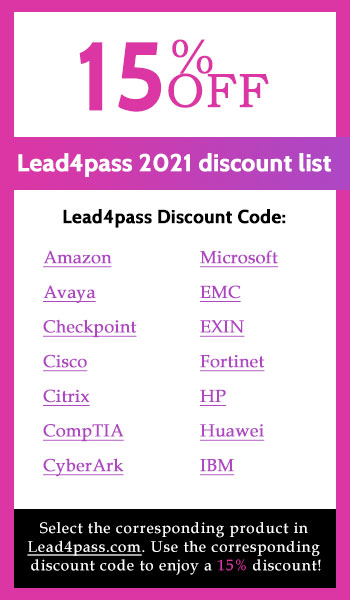 lead4pass coupon code